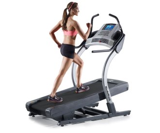 Nordictrack incline trainers video