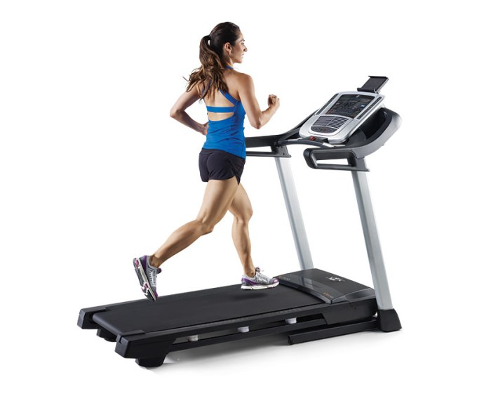 Nordictrack C700 vs c990 treadmill