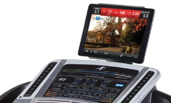 nordictrack 700 console with tablet
