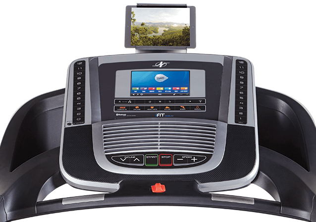 Nordictrack 990 vs 1650 treadmill