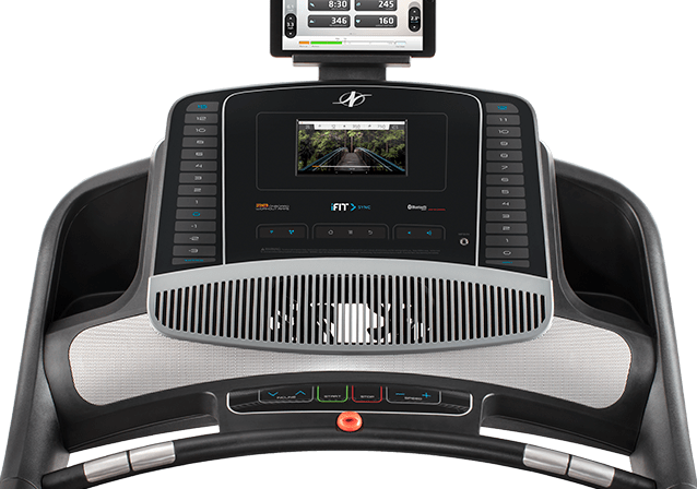 nordictrack 1750 vs Proform 5000 treadmill