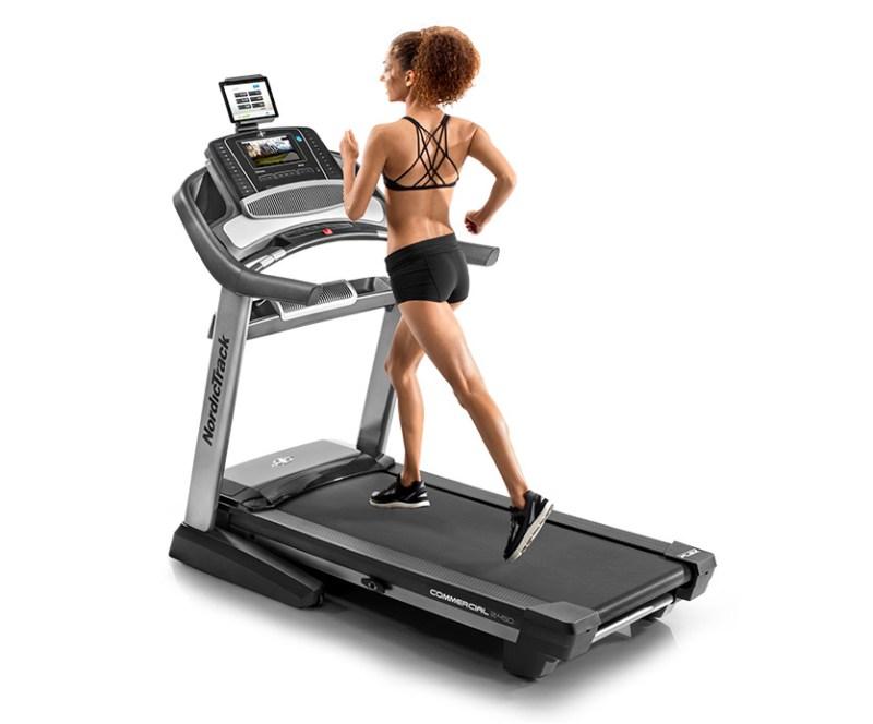 best Nordictrack treadmill for running