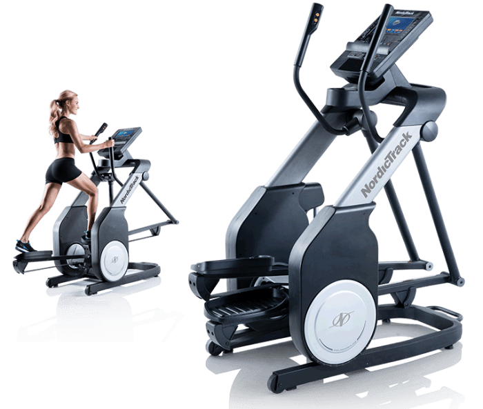 freestride trainer vs incline trainer