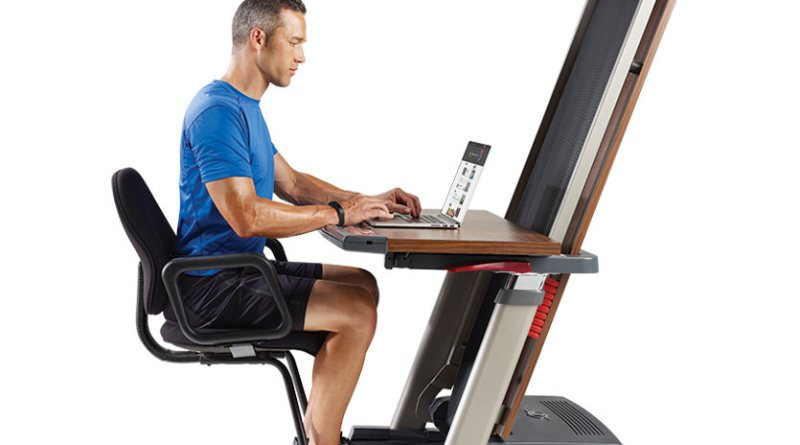 nordictrack treadmill desk reviews