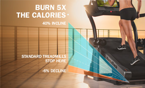 is the incline trainer better than a treadmill