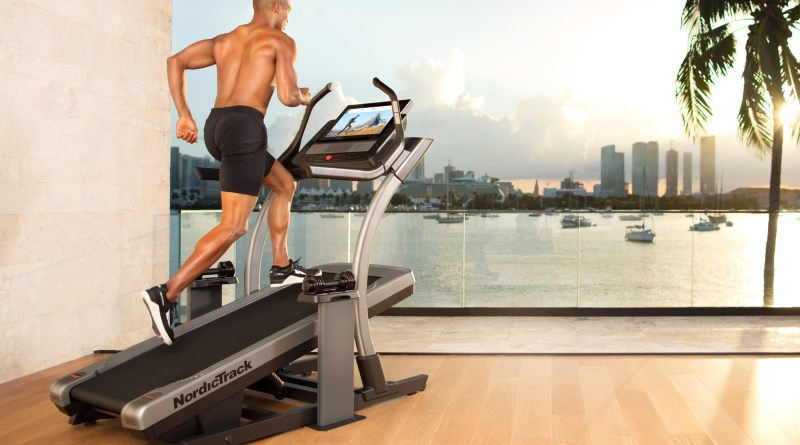 Nordictrack X22 Incline Trainer Video See How It Works