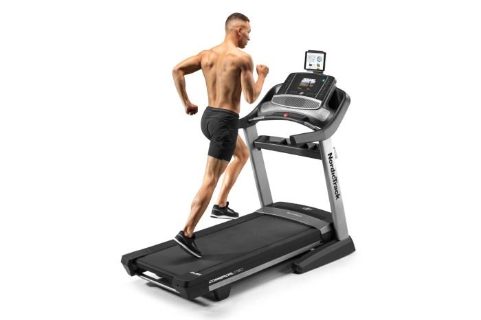 Nordictrack 1750 Vs 2450 Treadmill Comparison Which Is