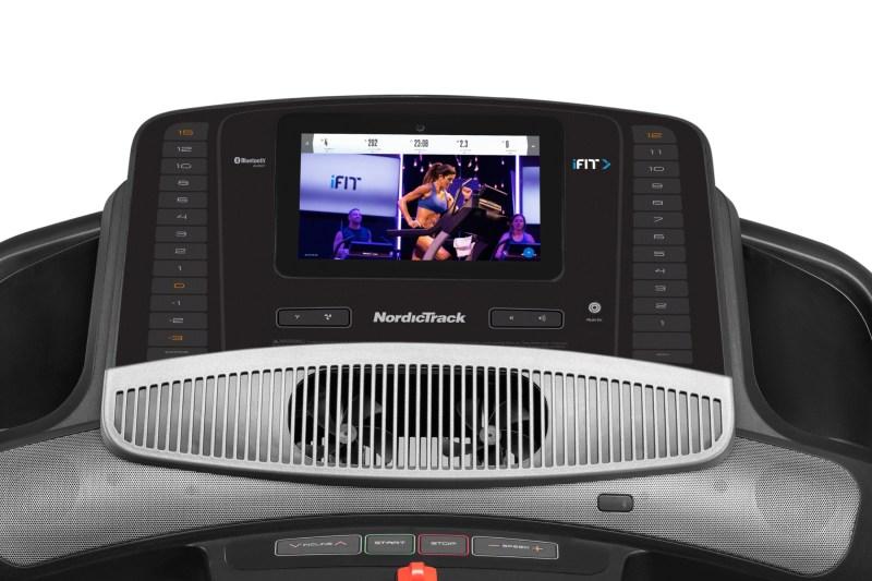 new 2019 Nordictrack 1750 treadmill