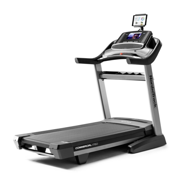 quality of nordictrack treadmills