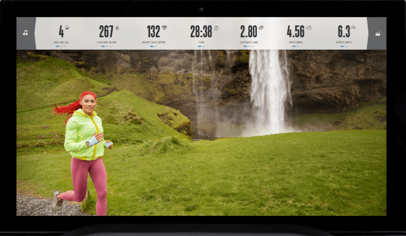 nordictrack X32i review with ifit