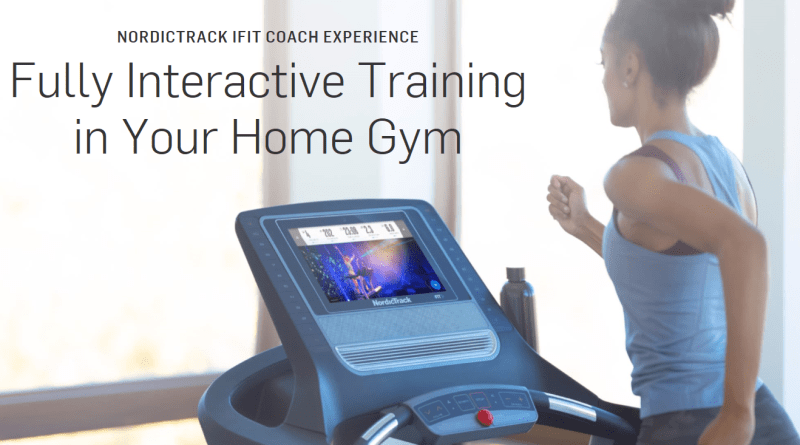 do Nordictrack treadmills require ifit