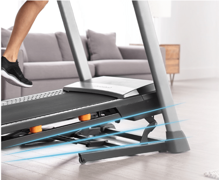 nordictrack T6.5S treadmill with ifit