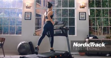 nordictrack t8.5S Treadmill Video