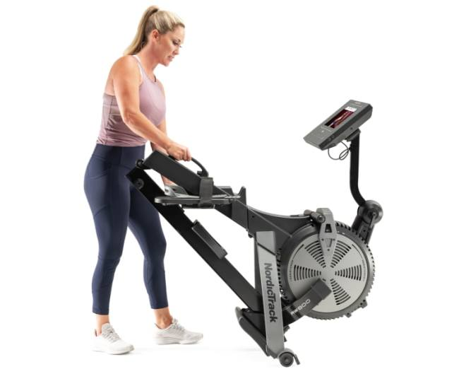 nordictrack rw600 rowing machine review