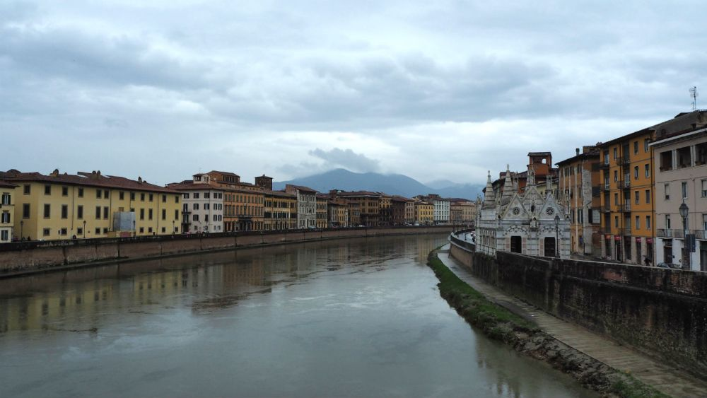 Day trip: Pisa and Cinque Terre