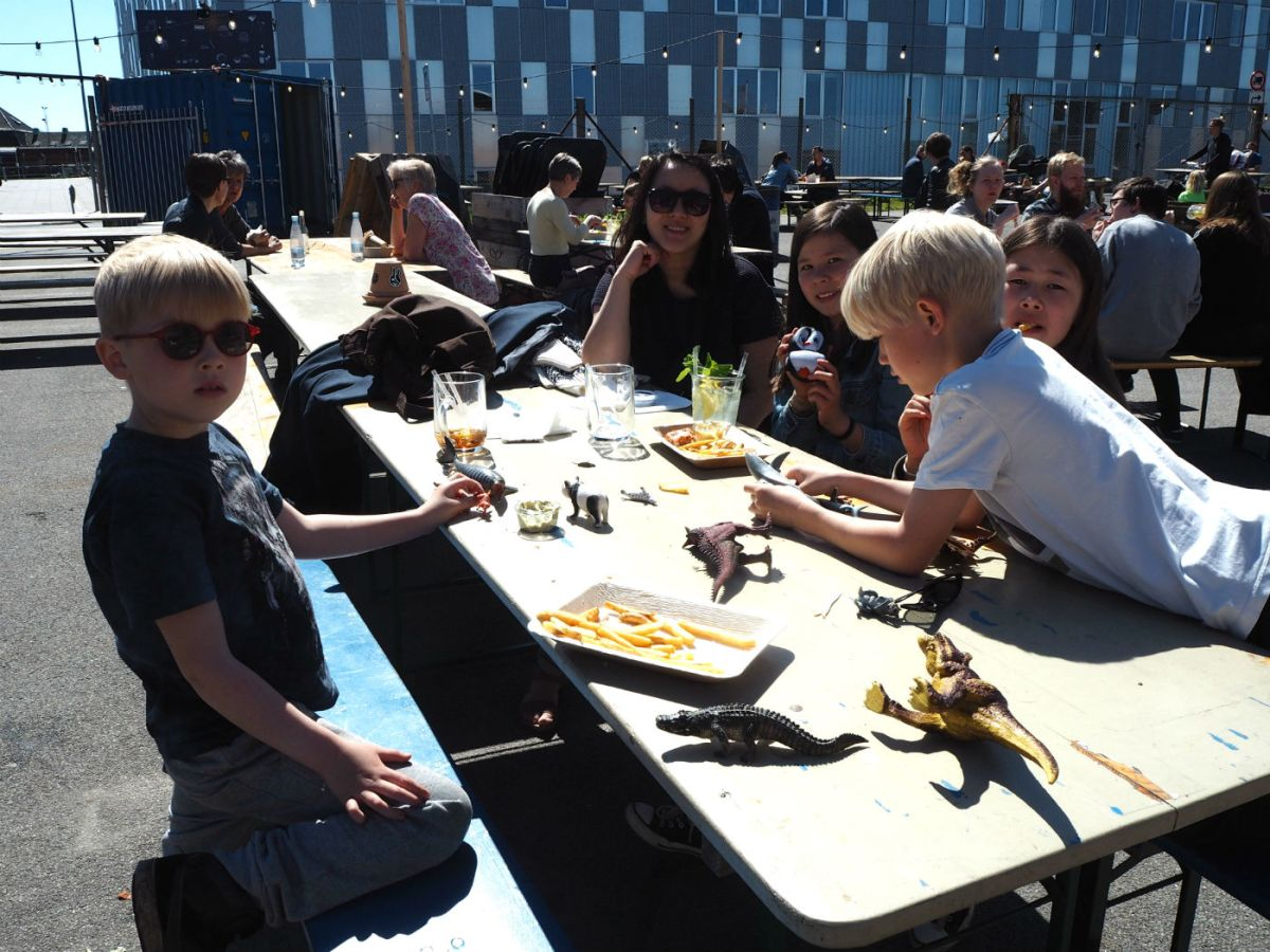 Where to eat street food in Odense