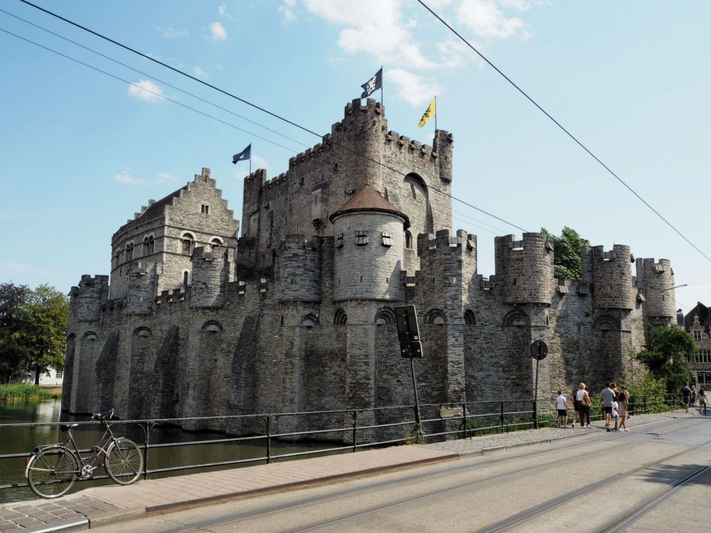 The Castle of the Counts