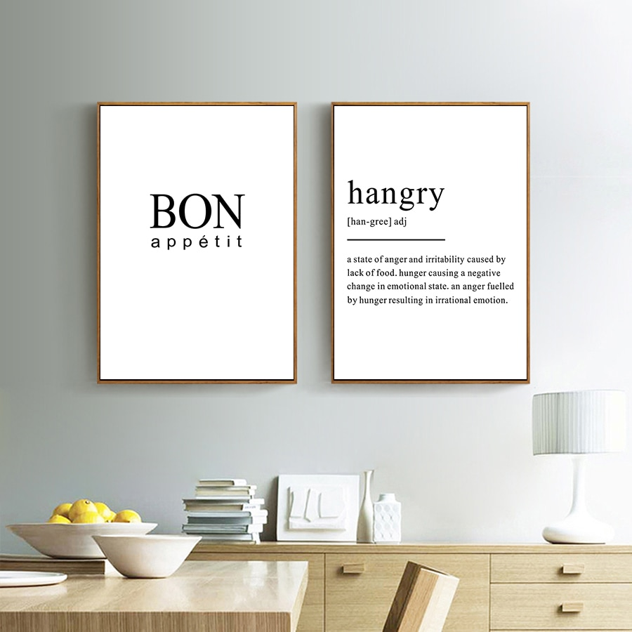 Kitchen Dining Room Wall Art Prints, Dining Room Posters And Prints