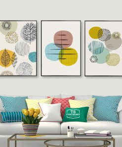 3 pieces Wall Art