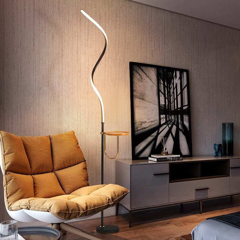 Nordic Standing Lamps For Living Room, Living Room Light Stand