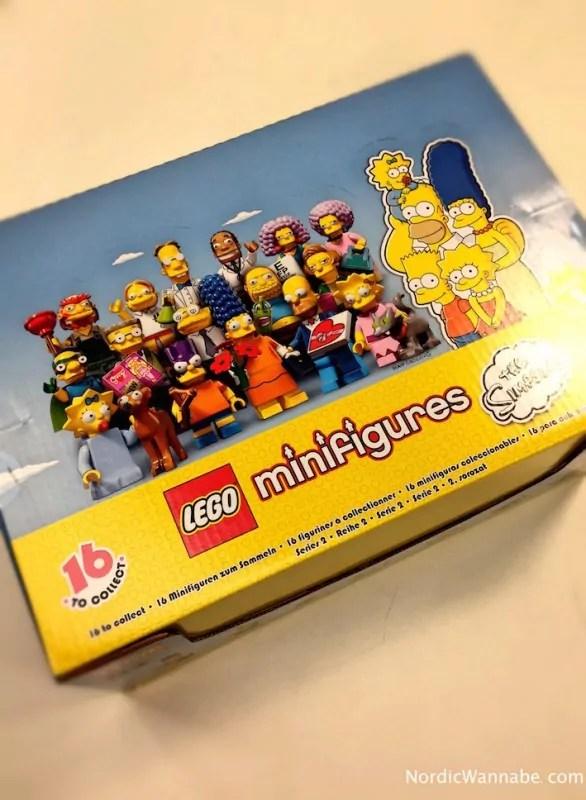 Lego Simpsons Minifiguren 2015 Minifigures
