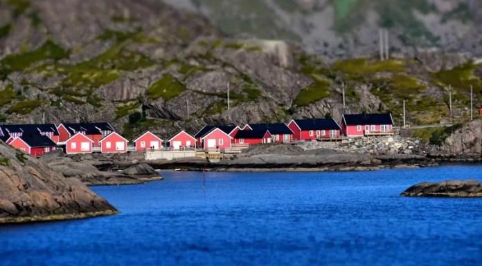 Norwegen, Lofoten, Karohemd, Blog, Skandinavien, Norwegen, H&M, Schweden