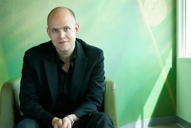 Musik aus Schweden, Spotify Gründer und CEO Daniel Ek