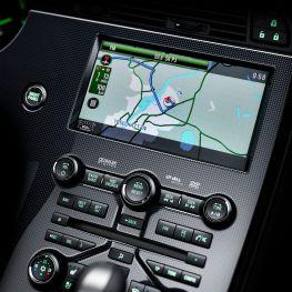 Saab Infotainment