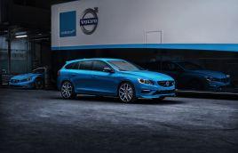 Volvo V60 Polestar. Bild: Polestar