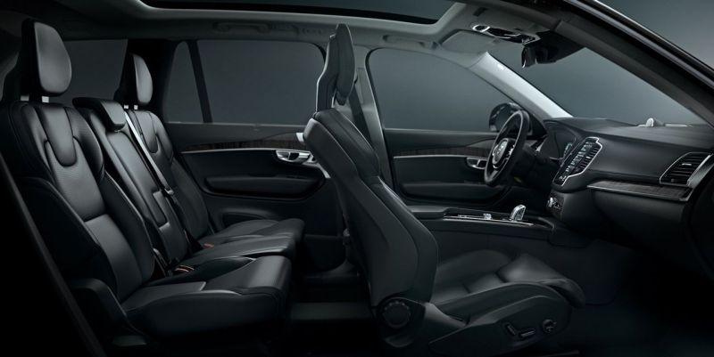 Sitze im neuen Volvo XC90
