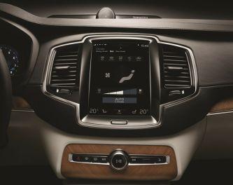 Infotainment im neuen Volvo XC90