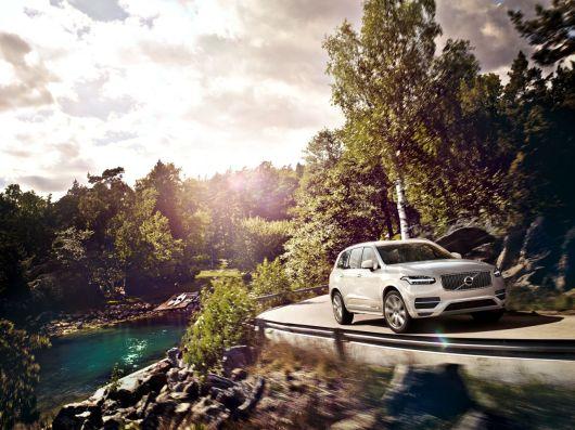 Der neue Volvo XC90 mit Rugged Luxury Kit