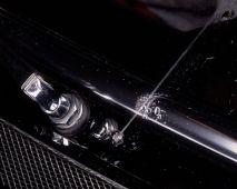 Detail, Volvo P122 Amazon 1956