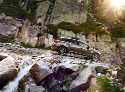 Volvo V60 Cross Country. Foto: Volvo