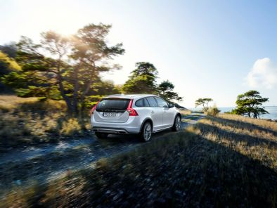 Volvo V60 Cross Country. Foto: Volvo