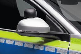 Volvo V70 Polizeifahrzeug. Bild: Volvo Cars Deutschland