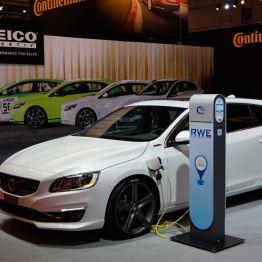 Heico Volvo V60 Plug in Hybrid. Bild: nordicwheels.de