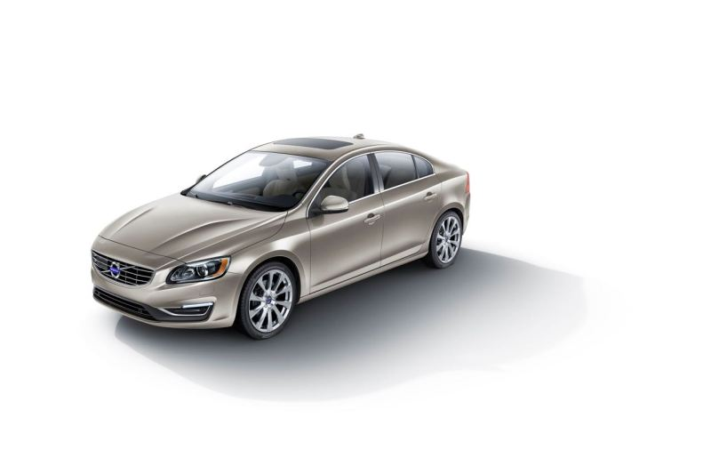 Volvo S60 Inscription. Bild: Volvo Cars