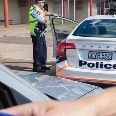 Volvo S60 Polestar - Australische Polizei