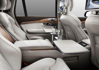 Volvo XC90 Excellence. Bild: Volvo Cars