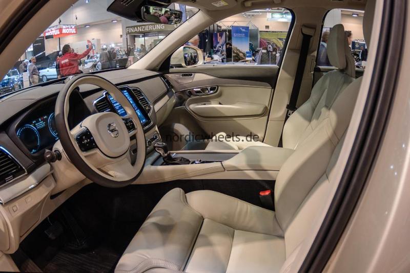 Erster Eindruck: Der neue Volvo XC90
