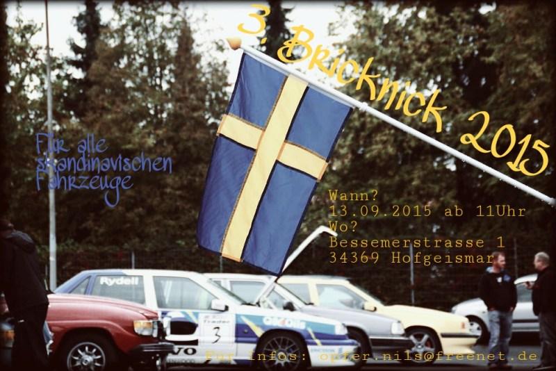 Saab Volvo Bricknick 2015