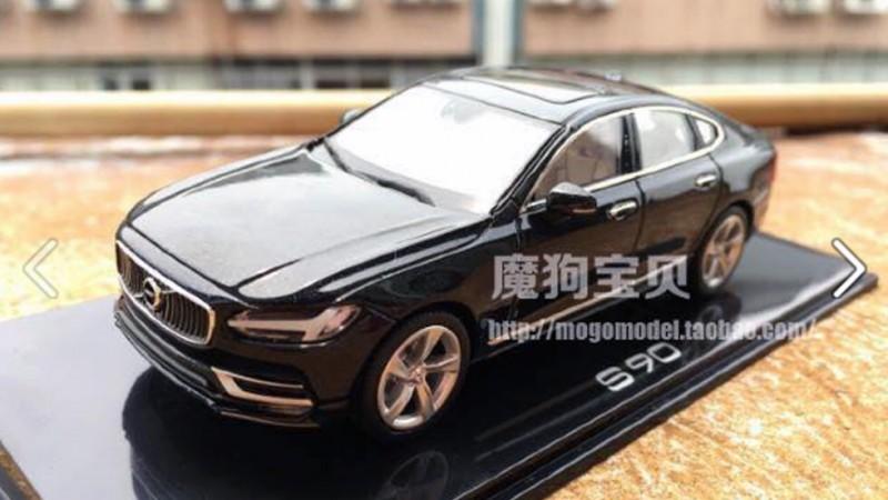 Neuer Volvo S90? Gezeigt von AutoNytt