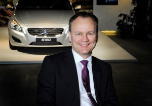 Mats Fagerhag. Bild: Volvo Cars.