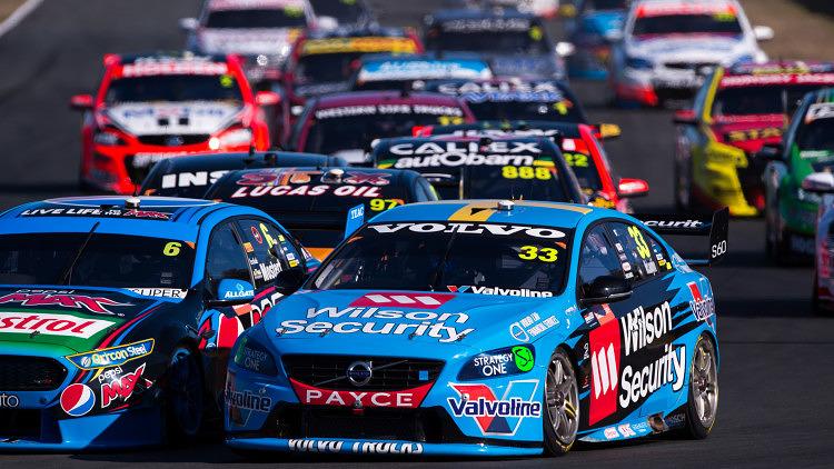 2015 V8 Supercars Round 7. Bild: Volvo Cars