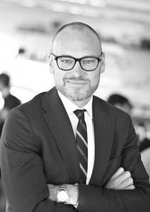 Björn Annwall - Neuer Senior Vice President Marketing, Sales and Service