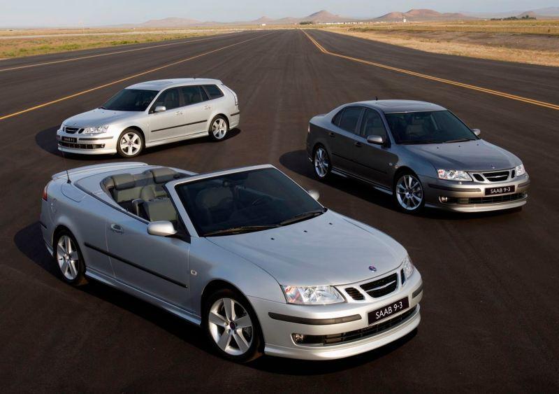 Saab 9-3 pre Facelift
