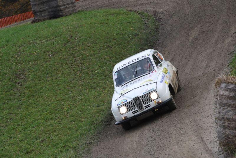 Saab 96 Waldviertel Rallye. Foto Credit: Christa Feichtner