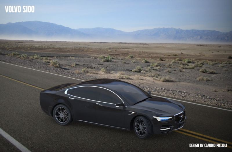 Volvo S100 Projekt