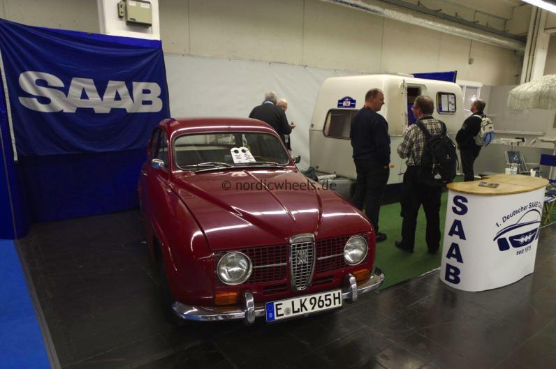 Saab Impressionen Techno Classica 2016